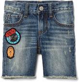 Gap | Star Wars denim shorts