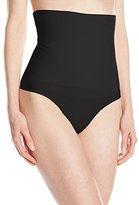 Yummie by Heather Thomson Women's Danielle In Shapes High Waist Shaping Thong