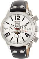 Ingersoll Men's IN1202SL Bison No. 5 Moonphase Watch