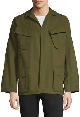 Officine Generale Jungle Cotton Jacket