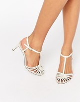 Asos STARLET Bridal Caged Heels