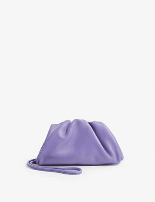 Bottega Veneta The Pouch micro leather bag