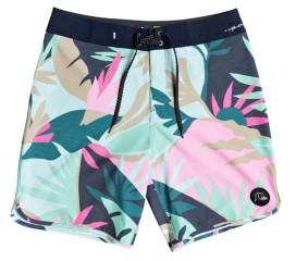 "Quiksilver Men's Highline Tropical Flow 19"" Board Shorts"