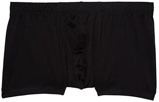 Hanro Cotton Sporty Boxer Briefs (White) Men's Underwear
