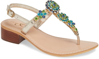 Bos. & Co. Wyn Embellished Sandal