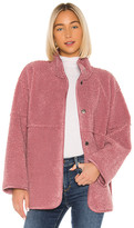 Velvet by Graham & Spencer Albany Lux Faux Sherpa Jacket