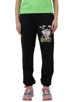 Marc Jacobs X Magda Archer Black Sweatpants