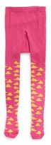Happy Socks Cloud intarsia kids tights