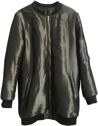 Asos Khaki Coat for Women