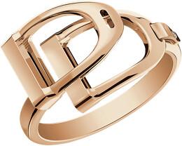 Ralph Lauren Rose Gold Double-Stirrup Ring