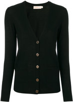 Tory Burch buttoned V-neck cardigan
