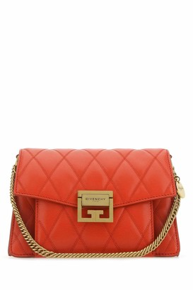 Givenchy GV3 Small Quilted Shoulder Bag