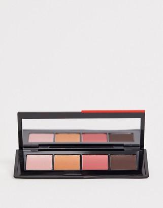 Shiseido Essentialist Eye Palette Jizoh Street Reds 08