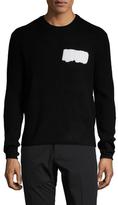 Kenzo Wool Ribbed Sweater