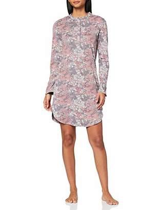 Schiesser Women's Sleepshirt 1/1 Arm, 95cm Nightie,(Size: 048)