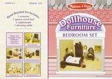 Melissa & Doug Deluxe Dollhouse Furniture - Bedroom