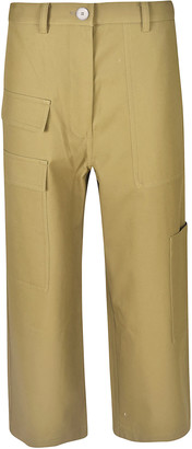 Sofie D'hoore Sofie dHoore Cropped Length Cargo Trousers