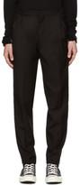 Stephan Schneider Black Unit Trousers