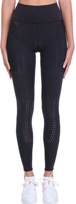 adidas by Stella McCartney Support Tigh In Black Synthetic Fibers