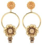 Dolce & Gabbana Golden earrings