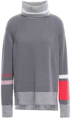 Melange Home Duffy Cashmere Turtleneck Sweater