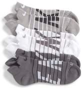 Nike Dry Cushion 3-Pack Low-Cut Socks