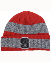 adidas North Carolina State Wolfpack Player Watch Knit Hat