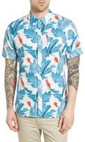 Vans Men's Bonsai Print Woven Shirt