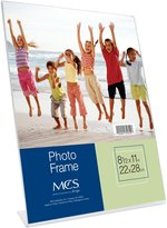 MCS Bent Acrylic Picture Frame