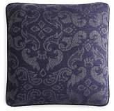 Yves Delorme Maiolica Decorative Pillow, 17 x 17