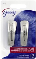 Goody 12-Count Styling Clips