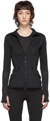 adidas by Stella McCartney Black Performance Essential Midlayer Sweatshirt
