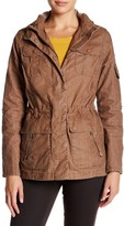 Barbour Long Sleeve Hooded Parka