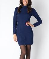Yuka Paris Indigo Sofi Dress