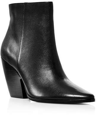 Charles David Women's Niche Pointed Toe Booties