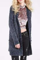 POL Chunky Knit Cardigan