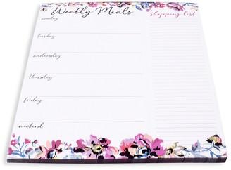 Vera Bradley Meal Planner & Shopping List