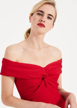 Phase Eight Marcelina Twist Maxi Dress