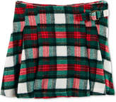 Carter's Pleated Plaid Skirt, Toddler Girls
