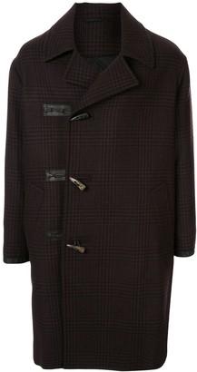 Cerruti Boxy Fit Duffle Coat
