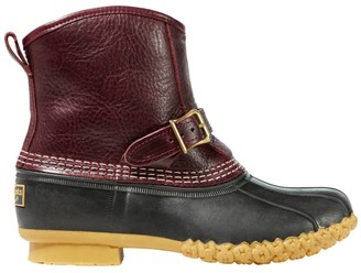 """L.L. Bean Women's Limited-Edition Luxe L.L.Bean Boots, 7"""" Shearling Lounger"""