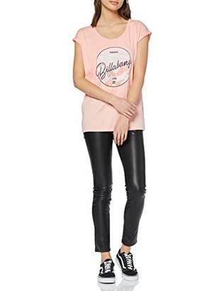 Billabong Women's All Night Tee T-Shirt,(Size: Large)