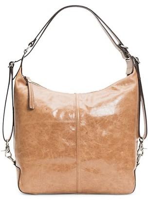 Frye Gia Leather Hobo Bag