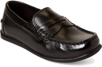 Florsheim Kids Boys) Black Jerod Penny Loafers