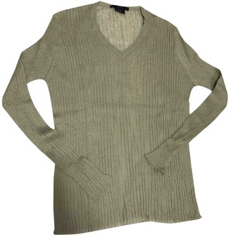 Gucci Beige Linen Knitwear for Women
