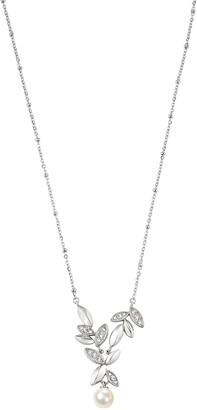 Morellato Gioia Women's Pendant Stainless Steel Crystal White SAER18