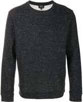 A.P.C. speckled sweatshirt