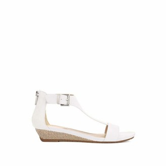 Kenneth Cole Reaction Women's Great Gal T-Strap Low Wedge Sandal