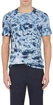 Theory Men's Tie-Dyed Pima Cotton T-Shirt