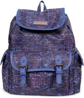 Jessica Simpson Denim Bouclé Cinch Pack